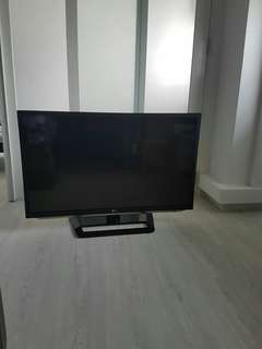 3D TV 42 in LG 42LM6200 Cinema 3D Smart TV