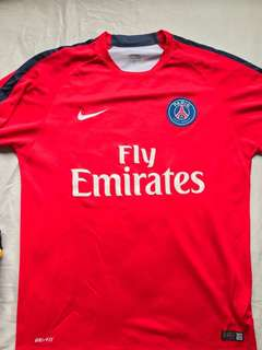 PSG training jersey Size L