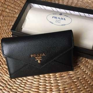 Prada wallet purse ready stock