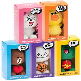 Line friends brown cony
