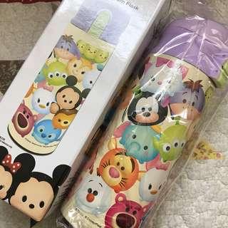 (免費速遞交收)100%new Disney TsumTsum保溫保冷瓶