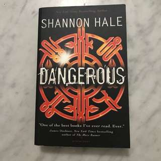 Shannon Hale - Dangerous