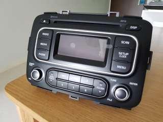 Kia car stereo