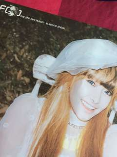 F(x) Electric Shock Victoria Poster 單人 海報