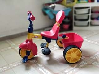 Little Trikes Tricycle/ Bicycle