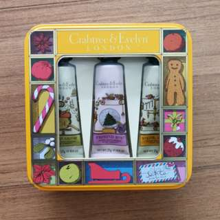 BN Crabtree & Evelyn Gift Set