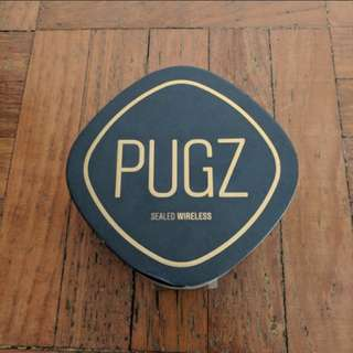 Pugz sealed wireless headphones kickstarter