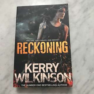 Reckoning - by Kerry Wilkinson