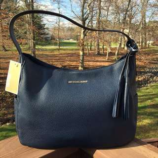 Michael Kors Asbury Large in Navy