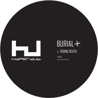 "Burial - Youth Death / Nightmarket (Hyperdub 12"" Vinyl)"