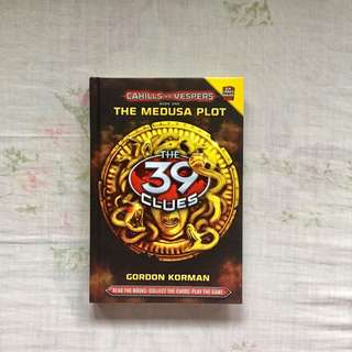 The 39 Clues: The Medusa Plot