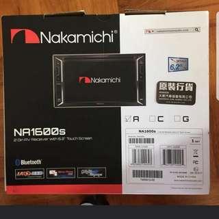 NAKAMICHI NA1600S CAR UNIT DVD PLAYER