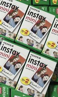 Instax Films - Twins pack (20pcs) Polaroid films in box
