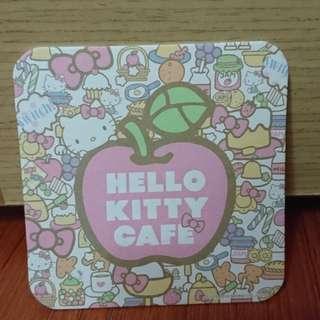 Hello Kitty 日本杯墊