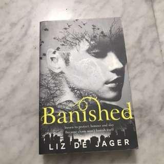 Banished - by Liz de Jager
