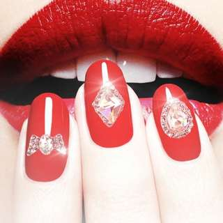 12 Colors Nail Ornament Irregular Shell Glitter Power Cellophane Sequin Paper Nail Flakies Manicure Nail Stickers Decoration Kit