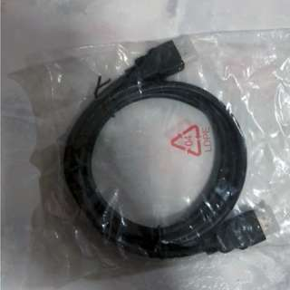 1.5m HDMI cable for sale