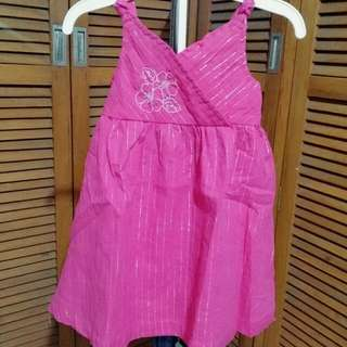 Pretty Fuschia Pink Dress for your Baby Girl