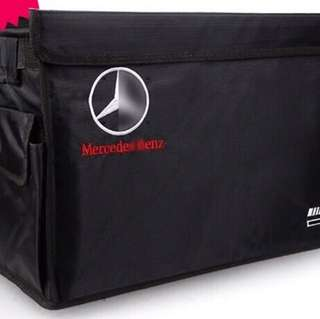 Covered Car Boot Bag Mercedes Benz
