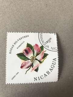 Nicaragua stamp 🇳🇮