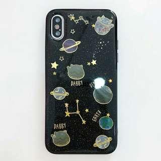 DABBY貓星球iPhone case
