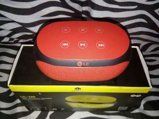 LC Excellence bluetooth speaker