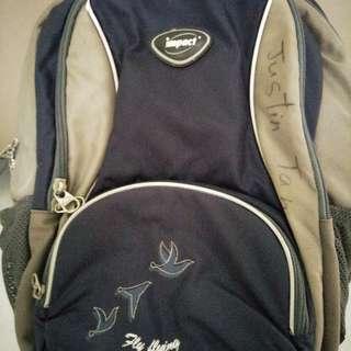 School Bag - Impact