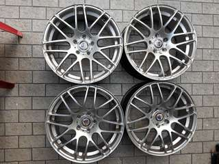 "Used Rim ORI ALPINA BMW BBS 19"" LIMITED"