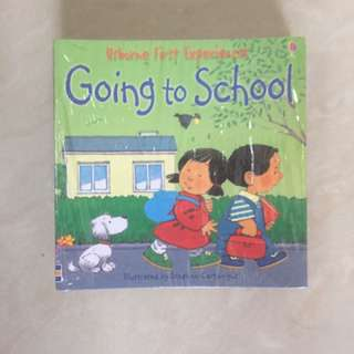 Usborne First Experience Going To School