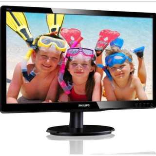 Philips Full HD Monitor 19.5""