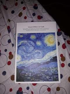 Van Gogh Starry Night Sketchbook