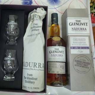 Glenlivet Nadurra Single Malt Scotch Whisky 禮盒裝