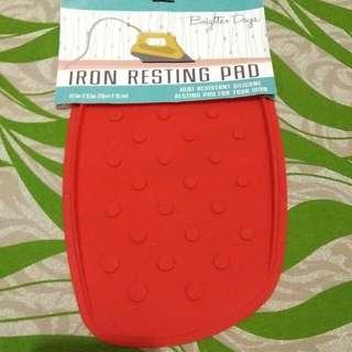 Iron Resting Pad
