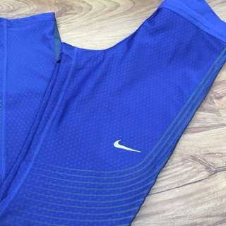 Nike compression running tights