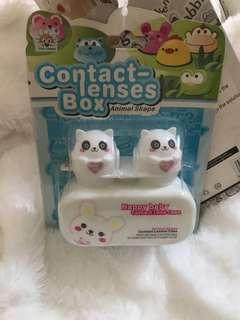 Contact Lenses Box Tempat Softlens Lucu Kontak Lens Cute Murah Sale
