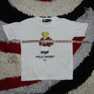 Polo bear ralph lauren