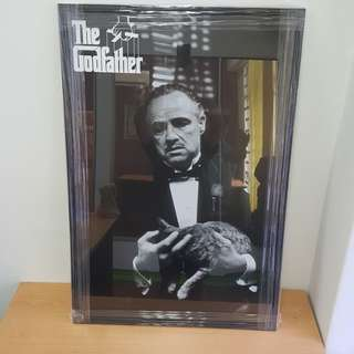 Godfather potrait imported