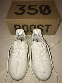 "100% REAL YEEZY BOOST 350 V2 ""CREAM"" US 7 EU40"