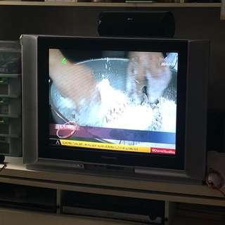 Old Panasonic TV 10 years