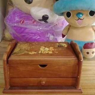 🚚 古老 珠寶盒