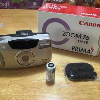 Canon Prima Zoom 76 AiAF SureShot Film Camera