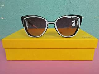 Fendi Sunglasses PARADEYES FF 0136/s (NY2/J6) 51-20-140 original sunglasses
