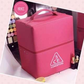 3CE Make Up Box