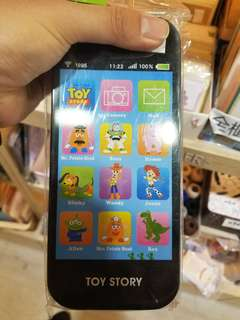 反斗奇兵toystory電話形筆盒