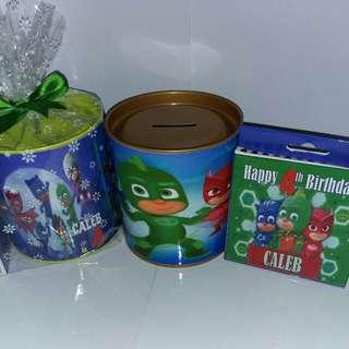 Customised PJMasks - Gekko Goodie packs