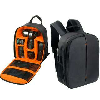 *FREE DELIVERY to WM only / Ready stock* Camera backpack each as shown design/color. Free delivery is applied for this item.