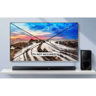 Samsung HW-M550 3.1 CH Sound Bar soundbar with Wireless Subwoofer