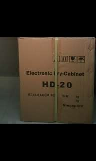 Electrical dry cabinet 20L