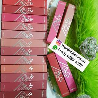 Wardah Exclusive Matte Lipcream
