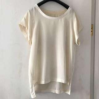 Initial size 2 米色上衣